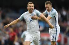 Kane, Vardy Score to Earn England 2-1 Win Over Turkey