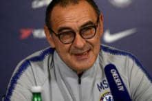 Chelsea's Sarri Says Premier League Will Miss Mourinho