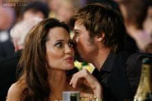 Adorable! Brad Pitt sports 'Maleficent' T-shirt in Angelina Jolie's honour