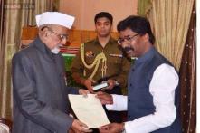 Jharkhand CM Hemant Soren tenders resignation