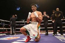 Boxing Ace Vijender Singh Signs up With Bob Arum, Set for US Debut Next Year
