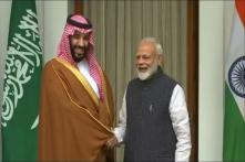 PM Narendra Modi, Saudi Crown Prince MBS Hold Talks to Expand Ties