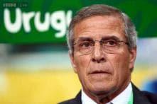 World Cup 2014: Uruguay football chief seeks to retain coach Tabarez