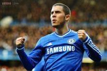Champions League: Eden Hazard scores twice as Chelsea rout Maribor 6-0