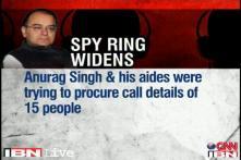 BJP leaders targets of phone spying: Sources