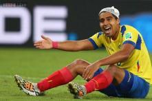 In pics: Ecuador vs France, Group E