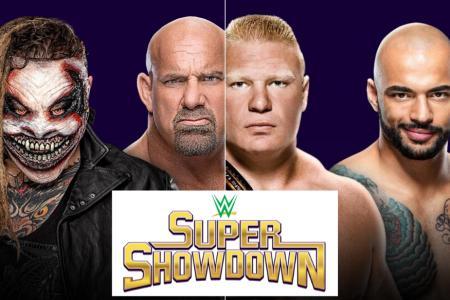 Wwe Super Showdown 2021 Live Stream
