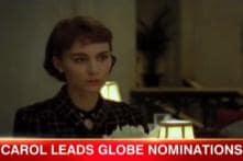 73rd Golden Globe Awards: 'Carol' leads the nominations, followed by 'The Revenant', 'Spotlight'