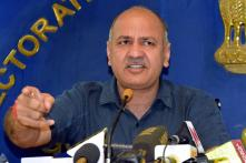 Manish Sisodia Rakes up Issue of Full Statehood for Delhi in Assembly