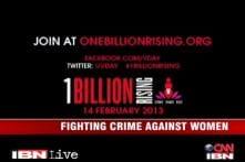 One Billion Rising: Anoushka Shankar shows her support