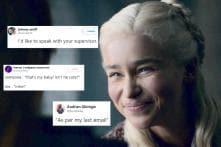 Daenerys Targaryen's 'Sarcastic' Grin to Sansa Stark is Now a Relatable Internet Meme