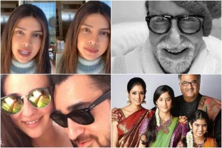 Priyanka Chopra Irritated with Background Noise During Live Chat, Fan Asks Big B if He Wants to Be PM
