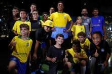 Brazil Unveils Pele Statue to Mark 50th Anniversary of 1970 World Cup Triumph
