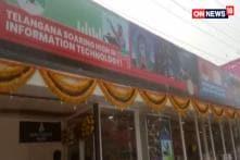 Watch: Hyderabad's Swanky Bus Stops
