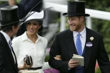 Meghan Markle Makes Royal Ascot Debut in a White Givenchy Outfit