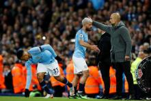 Premier League: Pep Guardiola Keeps Cool after Gabriel Jesus Complaint