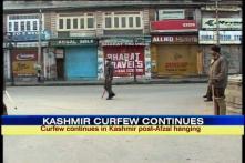 Baramulla firing: Curfew continues in Kashmir Valley