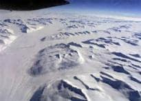 A base in Antarctica to trace Godavari