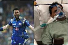 Krunal Pandya Writes Blank Cheque to Hospitalized Former Cricketer Jacob Martin
