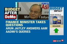 Budget 2017: Arun Jaitley Answers Aam Aadmi's Queries
