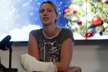 Czech Court Raises Prison Sentence for Petra Kvitova Knife Attacker