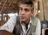 Entwrap: Clooney spreads peace, Brit needs peace