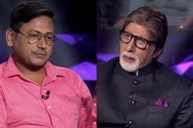 Gautam Kumar Jha Becomes Third Crorepati on KBC, Quits at Rs 7 Crore Question