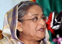 Sheikh Hasina seeks early polls