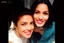 Girl Rising: Priyanka Chopra, Freida Pinto unveil campaign for girls' education
