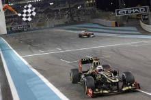 In pics: Abu Dhabi Grand Prix