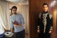 Karan Johar's Advice For Ayushmann Khurrana on Extra Marital Affair