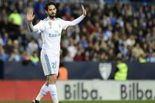 La Liga: Ronaldo Rested as Real Madrid Win Against Malaga, Move to Third