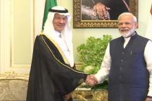Top Saudi Ministers Meet PM Modi, Discuss Strengthening Bilateral Ties in Energy, Labour, Agriculture
