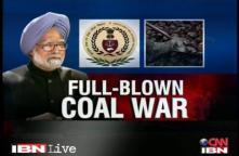 Coalgate: War of words between BJP, Cong intensifies