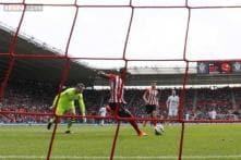 Southampton's Mane grabs fastest Premier League hat-trick