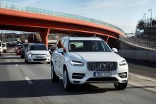 Volvo Initiates Drive Me Programme to Test Autonomous Drive Technology