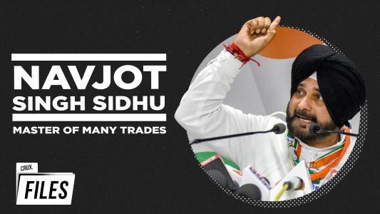 Navjot Singh Sidhu : Cricketer, Entertainer, Politician