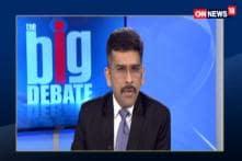 Watch: The Big Debate With Sanket Upadhyay