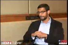 India unique because it's a big local market: CEO of restructured Google Sundar Pichai