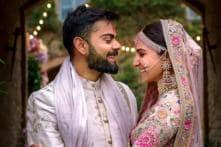 On First Anniversary, Virat Kohli-Anushka Sharma Share Unseen Photos, Videos from Their Wedding