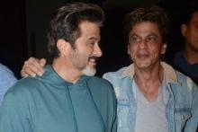 Shah Rukh Khan Watches Ash, Anil Kapoor's 'Fanney Khan'