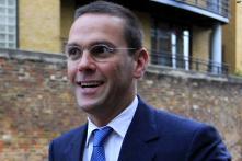 James Murdoch steps down as BSkyB chairman