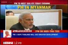 Hope Thailand and India's ties improve, says PM Modi