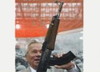 AK-47 turns 60, rifle designer honoured