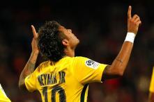 Neymar on Mark on Victorious PSG Debut
