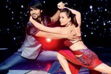 Choreographer and actor Salman Yusuff Khan hurt