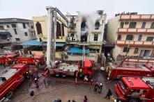 Fire Breaks Out in Delhi's Uttam Nagar; Minor Girl Among 4 Injured