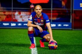 Barcelona Use La Liga Rule to Sign Martin Braithwaite Outside Transfer Window