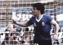 'Hand of God' goal was ungodly, says Maradona