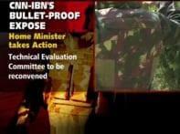 Impact: Chidambaram orders probe into bulletproof vests' trials